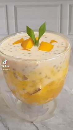 Mango Pudding, Tapioca Pudding, Low Calorie Desserts, Healthy Desserts, Vietnamese Recipes, Indonesian Food, Summer Desserts, Dessert Table, Sweet Tooth