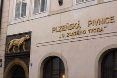U Zlateho Tygra   Prague BeerGarden