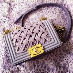 Boy - Chanel - bags - bolsos - moda - complementos - fashion - handbag www.yourbagyourlife.com Love Your Bag.