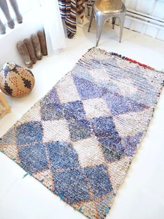 モロッコラグ ボシャルウィット Boucherouite 399 http://maroc.shop-pro.jp/?pid=91901907