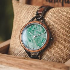 Holzkern Holzuhren | Melisse (Koa/Marmor) Most Beautiful Watches, Amazing Watches, Cool Watches, Simply Beautiful, Wood Watch, Bracelet Watch, Marble, Accessories, Products
