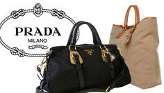 Authentic Prada handbags on a site that will surprise you!