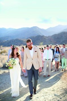 Martha Stewart Weddings Real Wedding Preview   Palm Springs Wedding   Belathée Photography, Sitting In A Tree Events, 10.11 Makeup, Yeah Rentals, Cheree Berry Paper, Bloem Hill Florals