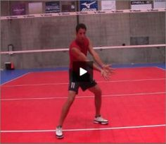 """Good footwork's technique are useful for proper passing and It also avoid injuries The website """"http://volleyball1on1.com/instructors/mike-diehl-volleyball/"""" contains Mike's video for """"good footwork technique"""".  In this video Mike presents correct way to move feet to pass the ball."""