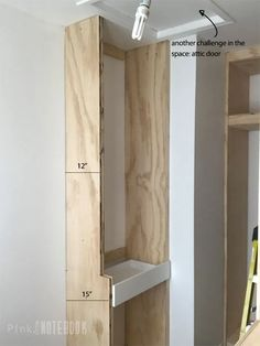 Installing our own Built-In Closet System (with pricing) - Pink Little NotebookPink Little Notebook Luxury Bedroom Design, Bedroom Closet Design, Closet Designs, Interior Design, Diy Master Closet, Build A Closet, Basement Closet, Closet Renovation, Closet Remodel