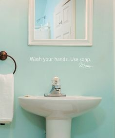 <p+style='margin-bottom:0px;'>Bring+the+whimsy+and+wisdom+of+words+into+the+home+with+this+beautiful+wall+decal.+Pre-spaced+letters+on+high-quality+vinyl+give+a+professional+look+with+little+effort+and+add+a+touch+of+personality+to+any+room.<p+style='margin-bottom:0px;'> <li+style='margin-bottom:0px;'>Includes+decal,+application+tool+and+instructions<li+style='margin-bottom:0px;'>24''+W+x+4''+H<li+style='margin-bottom:0px;'>Vinyl<li+style='margin-bottom:0px;'>Made+in+the+USA<br+/>