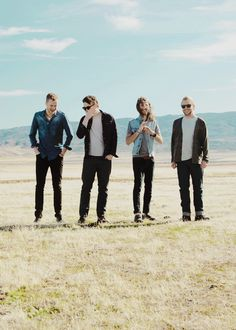 Imagine Dragons // Dan Reynolds, Daniel Platzman, Wayne Sermon, Ben Mckee