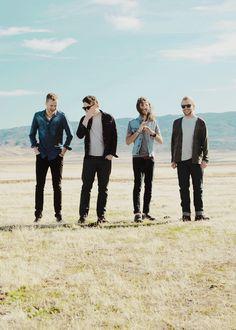 Imagine Dragons // Dan Reynolds, Daniel Platzman, Wayne Sermon, Ben Mckee