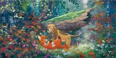 James Coleman - Fox and the hound