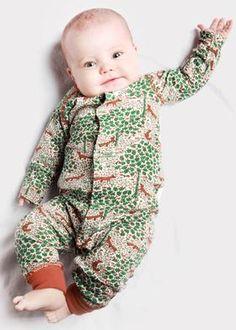 sour said the fox jumpsuit by modeerska huset, via unruly things