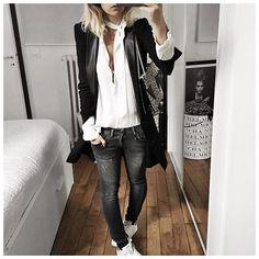 ⚫️⚪️• Jacket