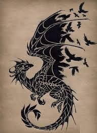 Image result for dragon tattoos for women shoulder