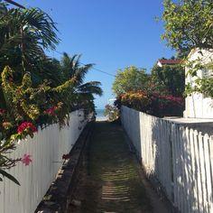 Little street.