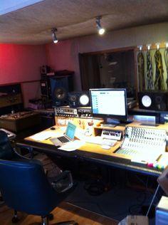 Studio time!