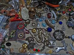 My WTW for 5/20/2015 A mix of metal work and assemblage projects are in the thinking stage The mermaid and bronze wire is a go for sure. Pendants and an owl surfaced wanting to be real.