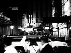 A crowd at 10 PM. by Mitsushiro Nakagawa