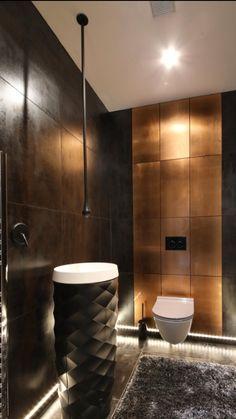 Amazing DIY Bathroom Ideas, Bathroom Decor, Bathroom Remodel and Bathroom Projects to help inspire your bathroom dreams and goals. Dark Bathrooms, Bathroom Red, Bathroom Toilets, Bathroom Faucets, Small Bathroom, Bathroom Ideas, Bathroom Cleaning, Bathroom Organization, Washroom