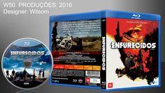 W50 produções mp3: Enfurecidos (Blu-Ray)  -  Lançamento  2016