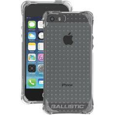 I'm selling BALLISTIC JW2570-A535 iPhone® 5/5s LS Jewel Series Case (Clear) - $15.99 #onselz
