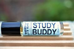 Remedy to roll: Clarifying Rosemary and Lemon Study Blend - 9 drops rosemary, 13…