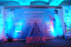 We're delighted to see our network growing! #BritishPaints formally launched its latest offering by the name of Glamour Premium Acrylic Emulsion — in #Kerela