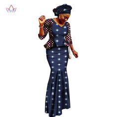 African Dashiki Print Dress Crop Tops&Skirt Set Hand Made Off Shoulder Half Sleeve African Women Clothing Long Skirt Set WY2626 african women clothing african dashikidashiki print dress - AliExpress African Fashion Skirts, African Dresses For Women, African Attire, African Women, African Clothes, Vestido Crop Top, Crop Top Dress, Plus Size Vintage, Long African Skirt