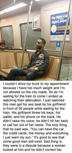 This guy is still a gentlemzn even when his girl becomes jealous, it's just sad that great men date women that don't deserve them. So what if another girl was watching him, it's not like he can make himself invisible or avoid other ladies to watch him, bet she would not react the same way if it was a guy watching him or her.