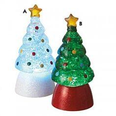 Mini Christmas Tree Mini Shimmer Lights  - Christmas and City