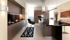 The latest edition 2013: Minimalist Kitchen Design Ideas