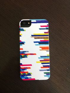 iPhone 5 Case  Crazy Lines F Graph Drawing by AbstractGraphDesigns, $38.00