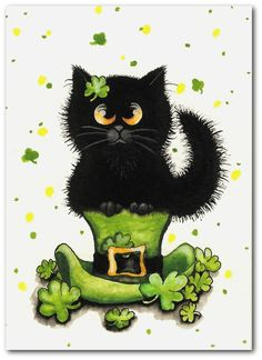 Happy St Patricks Day by AmyLyn Bihrle