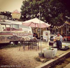 Something To Be Found: Hey Cupcake Food Trailer. Austin, #Texas