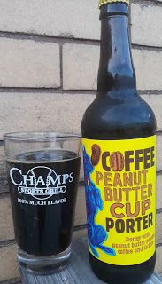 What's Good at Trader Joe's?: Campanology Coffee Peanut Butter Cup Porter Peanut Butter Beer, Beer Opener, Trader Joe's, I Am Bad, Forgive, My Coffee, Grocery Store, Beer Bottle, Earthy