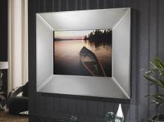 Espejos Modernos con láminas : Modelo ATARDECER