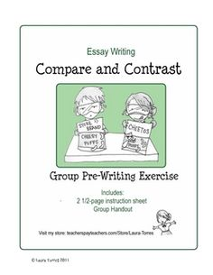 Compare and Contrast Examples