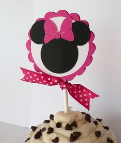 cupcake topper idea