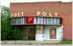 Poly Theatre, Fort Worth, TX.