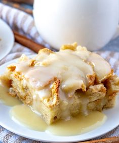 The Best Bread Pudding - The Perfect Breakfast Dish! The Best Bread Pudding – Tornadough Alli Bread Pudding Sauce, Best Bread Pudding Recipe, Bread Puddings, Bread Pudding In Crockpot, New Orleans Bread Pudding Recipe, Easy Bread Pudding, Brioche Bread Pudding, Texas Toast, Köstliche Desserts