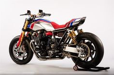 2017 Honda CB1100 TR Concept Motorcycle - Retro Cafe Racer / Flat Track Style Vintage CB 1100 Bike - CB1100TR