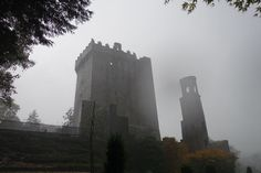 Bonus ominous #BlarneyCastle in the rain. It was a fantastic day even though we got thoroughly drenched. #ireland #discoverireland #tourist #travel #wanderlust #blarney by fourfiftytwo