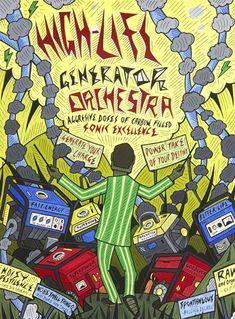 <em>High-Life Generator Orchestra</em>, 2013