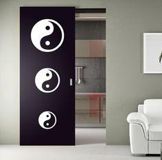 Dekorfolie Tür