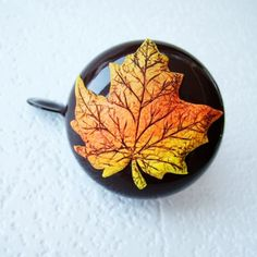 Autumn Leaf | Custom Bike Bell