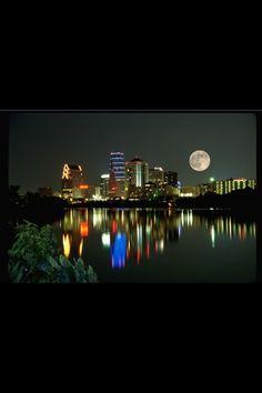 Austin texas! Love this city! <3