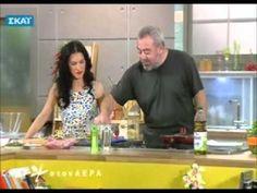 ΑΡΓΟΥΡΑ  ΝΙΚΟΣ ΜΙΧΑΗΛ  chef στον αερα