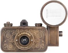 Steampunk-Style Camera from Lomography