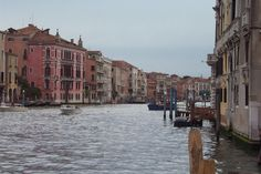 Down the Grand Canal -- Grand Canal, Venice, Italy #MuseumPlanet
