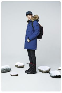 THE NORTH FACE WHITE LABEL Fall/Winter Lookbook