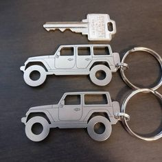Your place to buy and sell all things handmade Wrangler Jeep, Jeep Jku, Jeep Wrangler Unlimited, Jeep Wrangler Upgrades, Jeep Wranger, Jeep Rubicon, Jeep Wrangler Accessories, Jeep Accessories, Jeep Keys