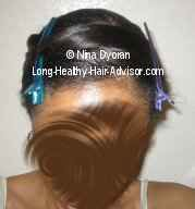 Surprising How To Cross Wrap Hair Doobie Wrap Alternative To Save Time And Short Hairstyles For Black Women Fulllsitofus